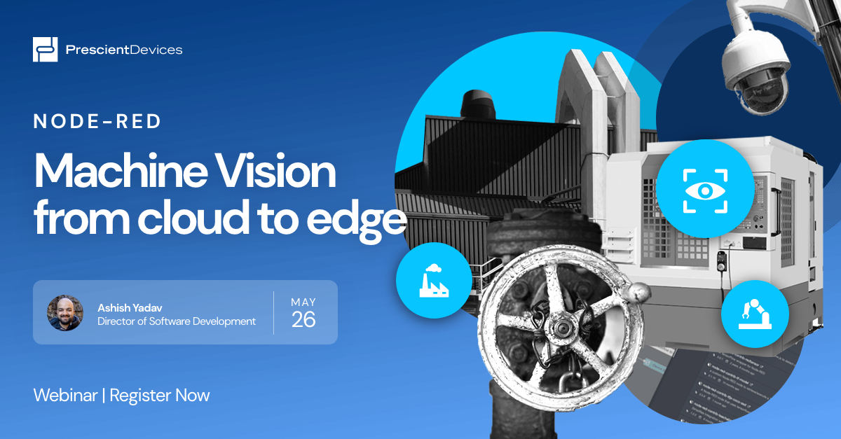 Build a machine vision application in the cloud and run it at the edge