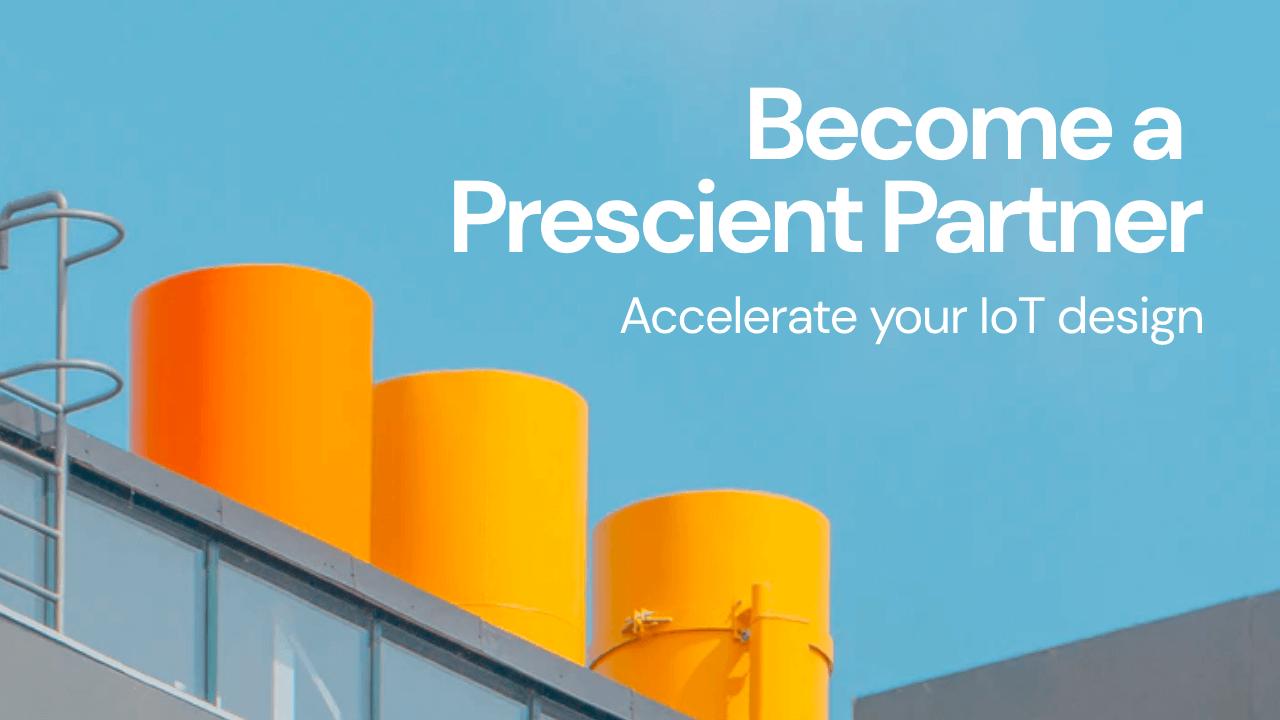 Become a Prescient Partner